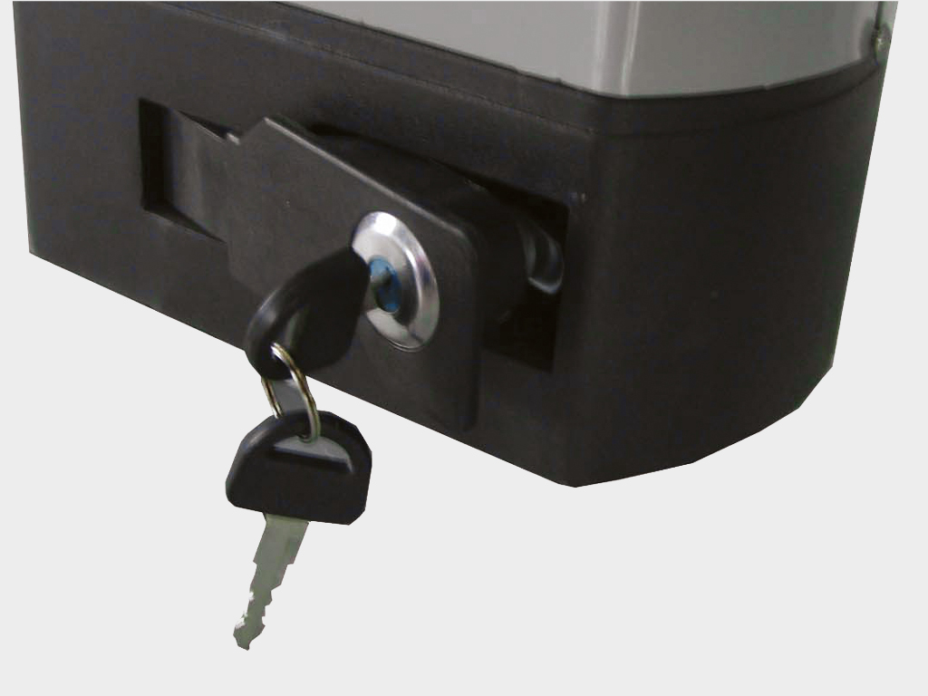Преимущество Привод SLIDING-500 для откатных ворот весом до 500 кг
